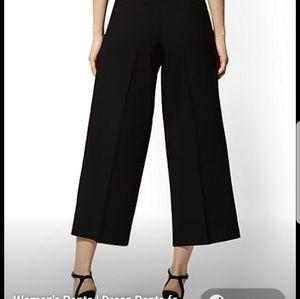 NY & Company Satin Wide Leg Pants. Size 4S